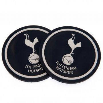 Tottenham Hotspur 2 Pack Coaster Set